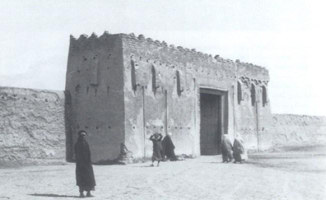 Photo Demolishing The Wall Of Old Kuwait Froyo Nation Blog