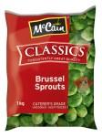 Frozen Brussel Sproutes 1kg