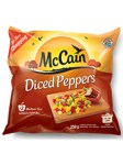 Mccain Diced Peppers 250g