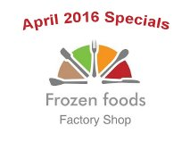 Frozen Foods Factory Shop George Special Offers April 2016