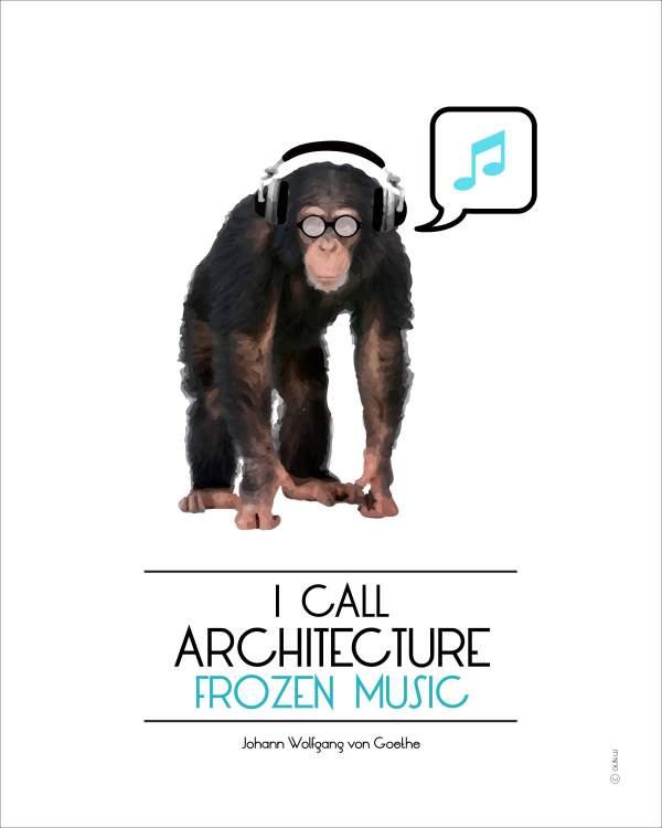 Musical Chimp Frozen Music Studio