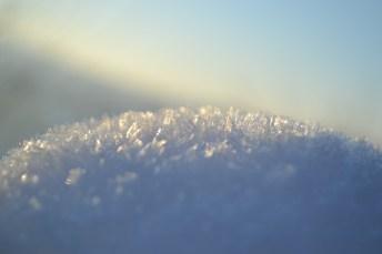 51.snow crystals