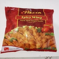 Spicy Wing Fiesta