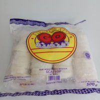 Scallop Go-fahreza frozen food