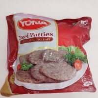 Beef Patties Yona