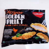 Golden Fillet Belfoods