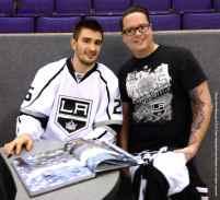 LA Kings Meet The Players-H20 - 4475