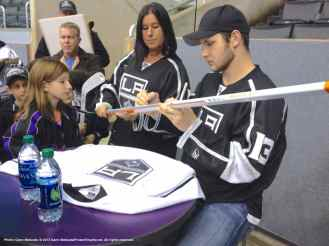 LA Kings Meet The Players-H20 - 4483