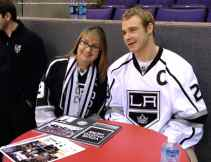 LA Kings Meet The Players-H20 - 4492