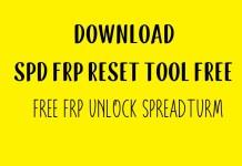 SPD FRP TOOL (ALL Spreadturm FRP Unlock Tool) Download