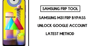 Samsung M31 FRP Bypass (Unlock SM-M315F Google Account) Android 10