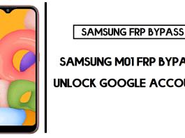 Samsung A01 FRP Bypass (Unlock SM-A015F/G/M Google Account) Android 10