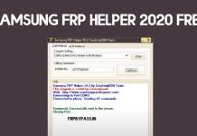 Samsung FRP helper V0.2 Download 2020 - New FRP Call Tool Samsung Free
