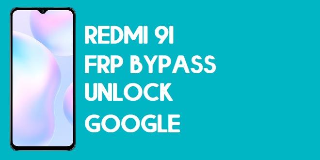 How to Xiaomi Redmi 9i FRP Bypass | Unlock Google Verification (MIUI 12)