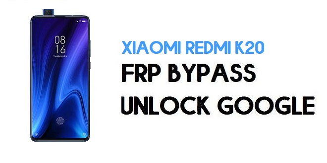 Xiaomi Redmi K20 FRP Bypass | Unlock Google Verification (MIUI 12)