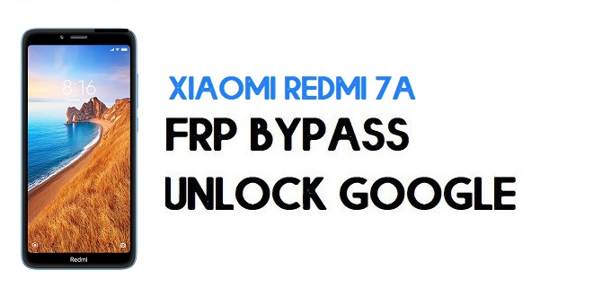 Xiaomi Redmi 7A FRP Bypass | Unlock Google Verification (MIUI 12)