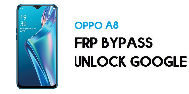 Oppo A8 FRP Bypass (Unlock Google Account) Android 9.0 | Code