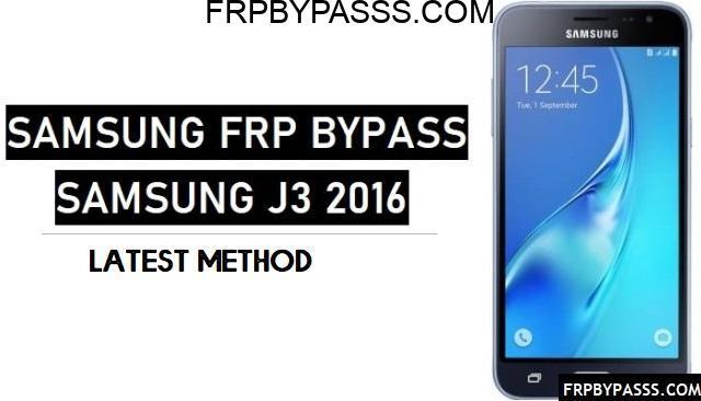 Samsung J3 FRP Bypass Via Combination File (Unlock Google Account)