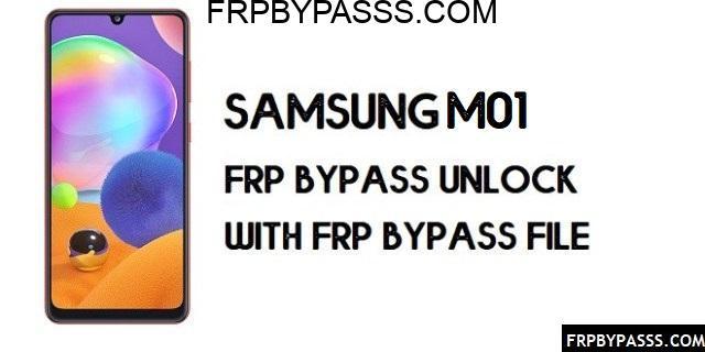Samsung M01 (SM-M015F/G) FRP Bypass | FRP File (Unlock Google Account)