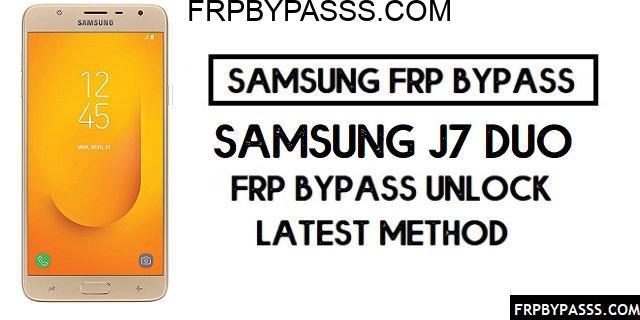 Samsung J7 Duo (SM-J720F/M) FRP Bypass | FRP File (Unlock Google Account)