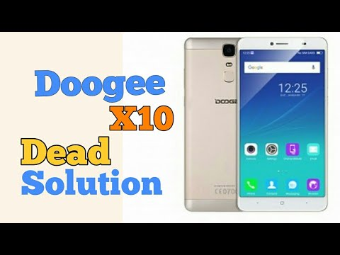 how to flash Doogee x10 after dead - remove frp done 4