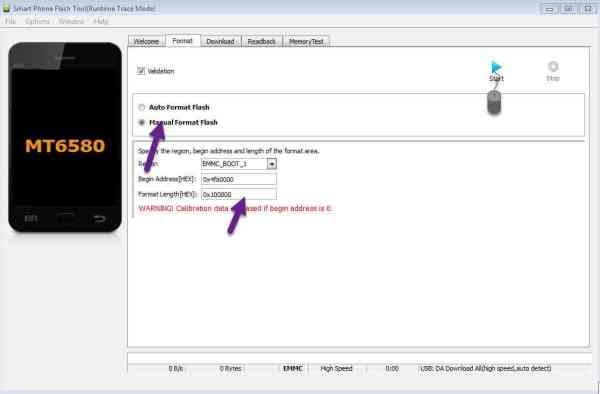 remove frp Micromax Canvas 6 E485  by scatter file 2
