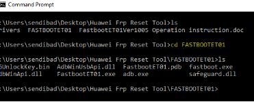 Remove FRP Huawei P Smart done new security faseboot 2