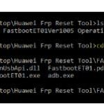 how to remove frp from huawei phone account id 14
