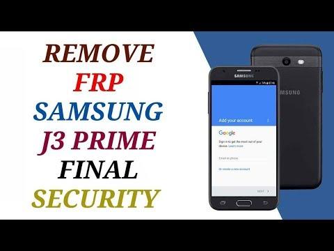 remove frp samsung j3 prime  J327T u3 done 2