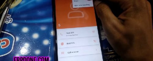 How to remove Frp infinix x606 without desktop 17