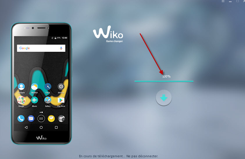 How to remove frp Wiko U Pulse bypass done after flash file 2