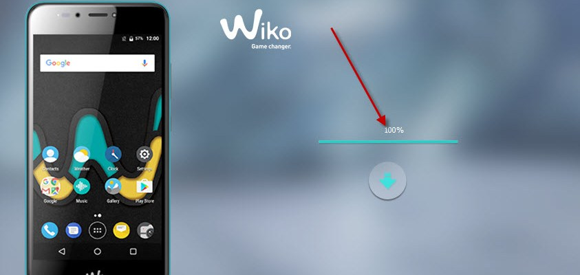 How to remove frp Wiko U Pulse bypass done after flash file 5