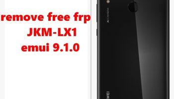 frp JKM-LX1 9.1.0