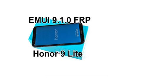 Remove google account FRP  Huawei Honor EMUI 9.1.0 all Free