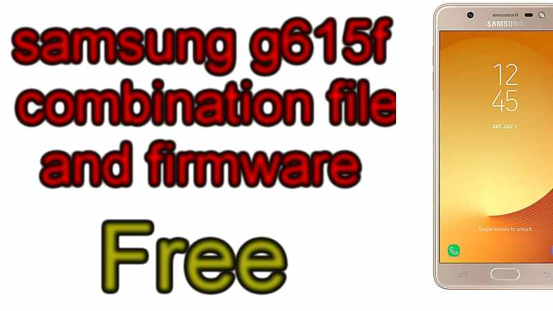 firmware combination g615f