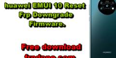 Reset FRP FREE Huawei P smart 2019 POT-LX1 Downgrade 10.0.0 to 9.1.0