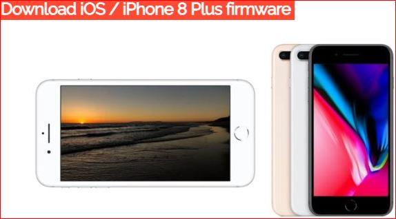 Download iPhone 8 Plus Firmware iOS 12.4.1