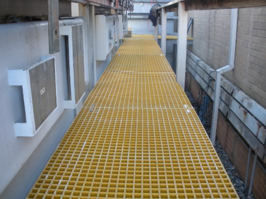 Project Photos Frp Grating Frp Structural Shapes