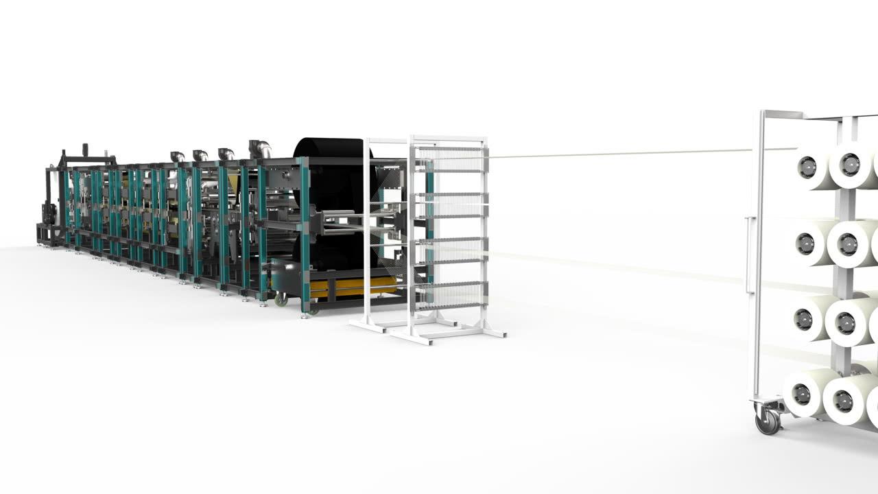 KARL MAYER launches new thermoplastic unidirectional prepreg line