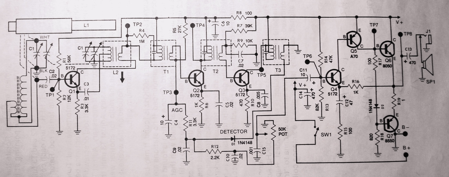 digital frequency counter block diagram 2003 chevy impala engine long live the all american five. or, recovering a piece of radio history | https://frrl ...