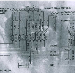 Microphone Wire Diagram Electrolux Wiring On Vacuum A 1960 S Astatic D 104 Mic In The 21 St Century Real Baby Boomer More Stuff