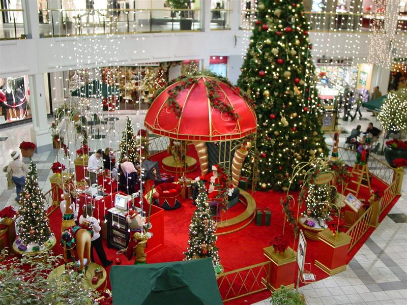 Rescuing Christmas From The Mall  Clergy Family Confidential