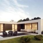 Wir planen Ihnen ihr Traumhaus im Bauhausstil