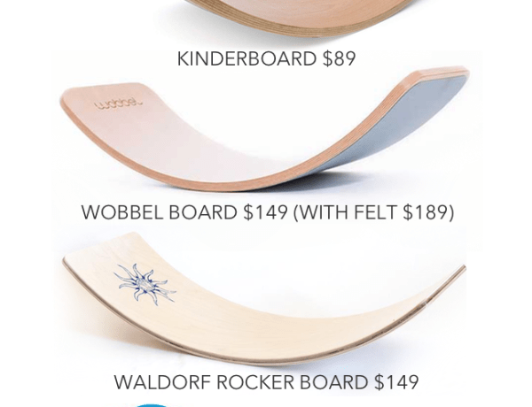 Best Balance Board for Kids: Wobbel, Kinder, Waldorf Rocker, or Teeter Popper
