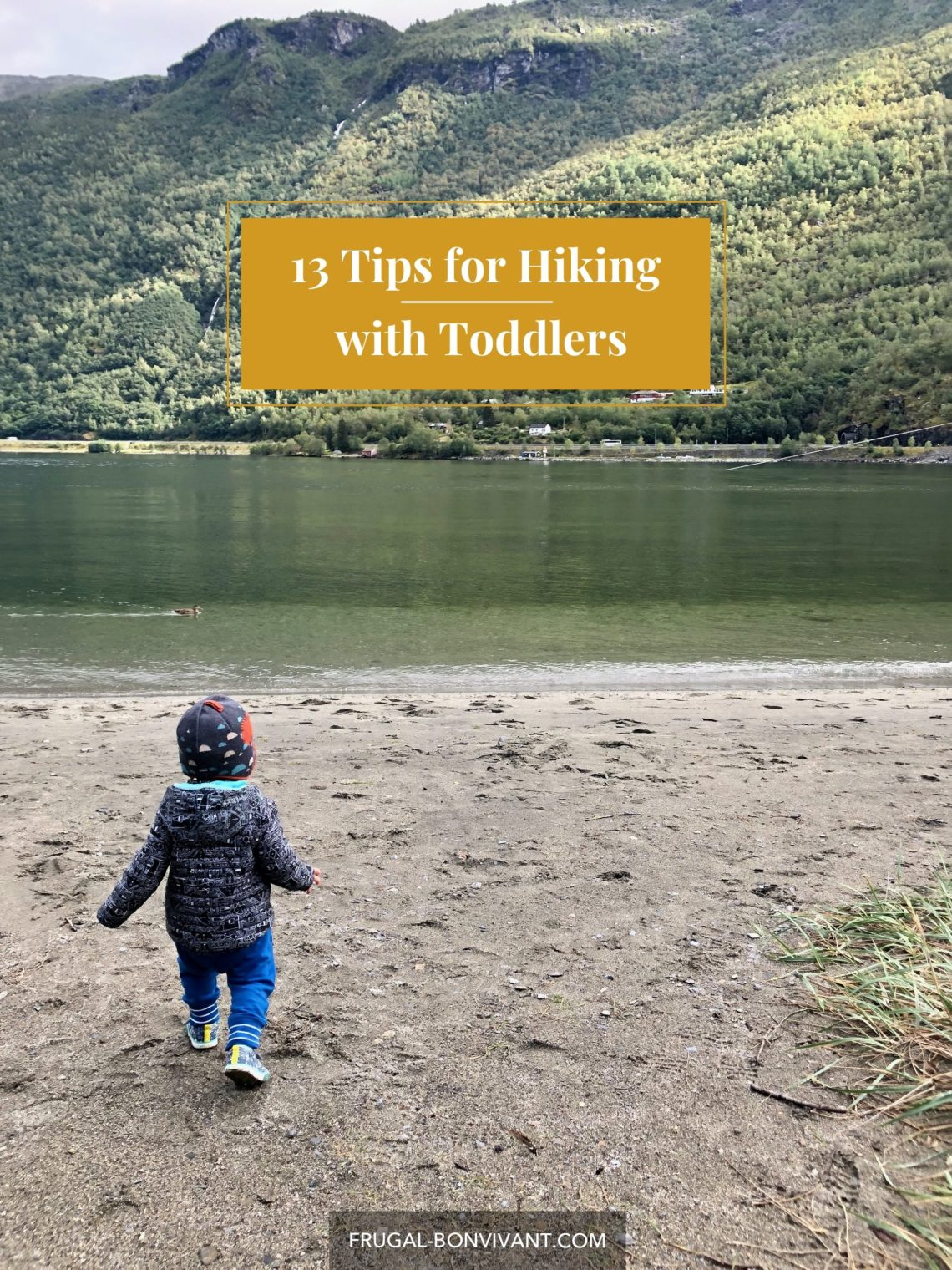13 Tips for Hiking with Toddlers