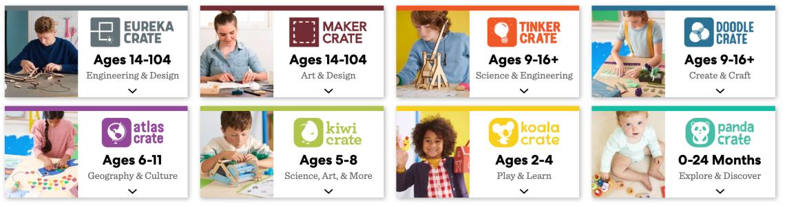 Kiwi Co Kits