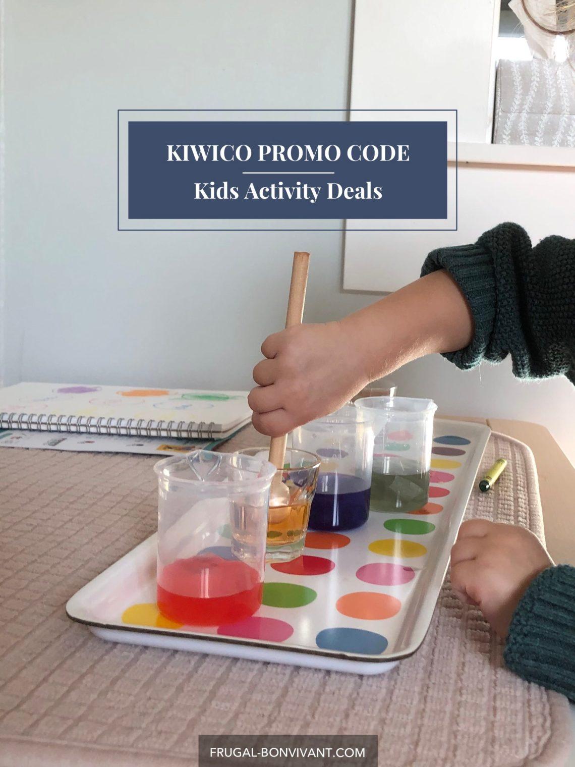 KiwiCo Promo Code - Kiwi Crate subscription boxes