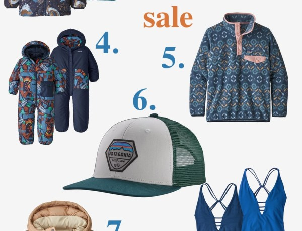 Patagonia Sale 2020: Summer Sale for Winter Outdoor Gear
