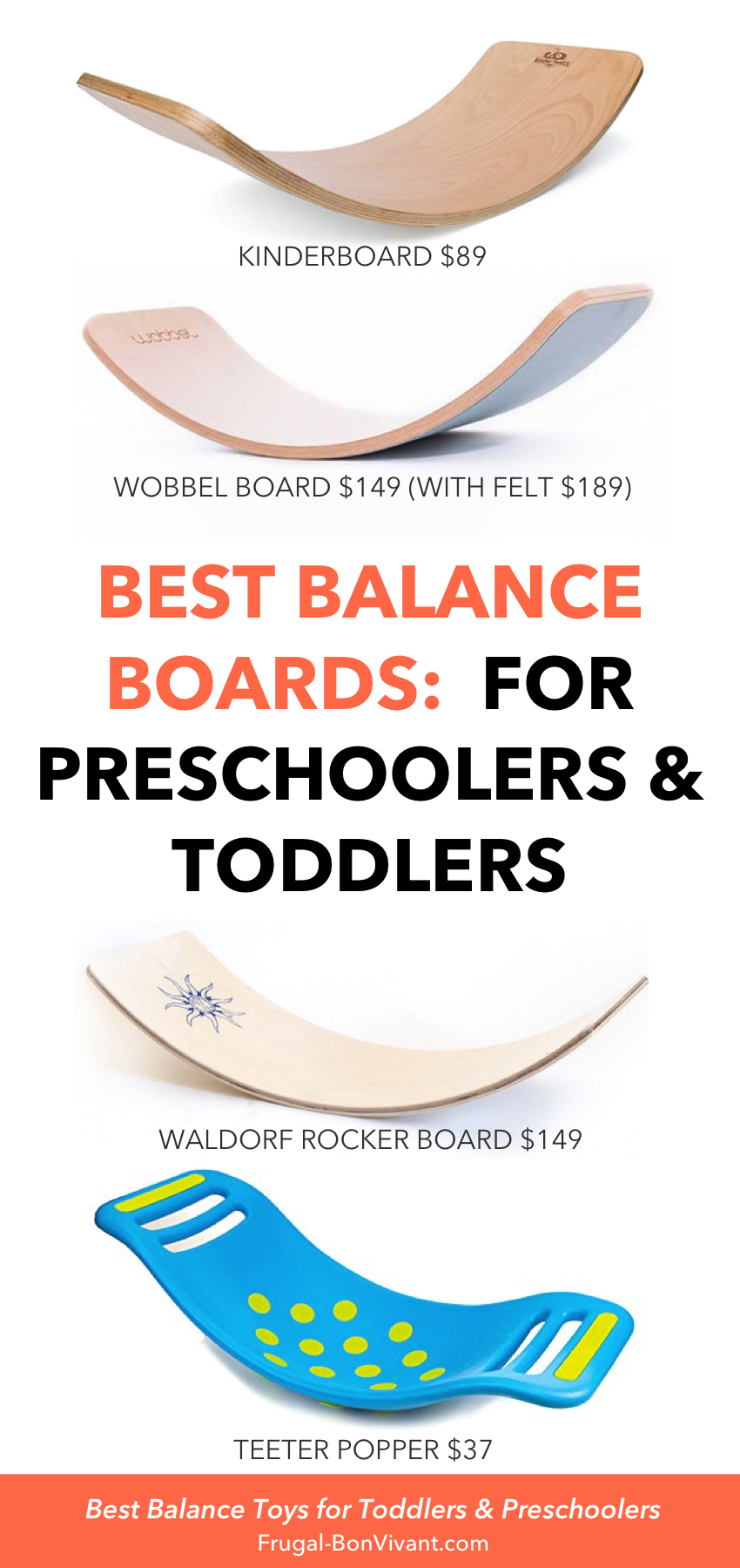 Best Balance Boards for Toddlers, and young kids