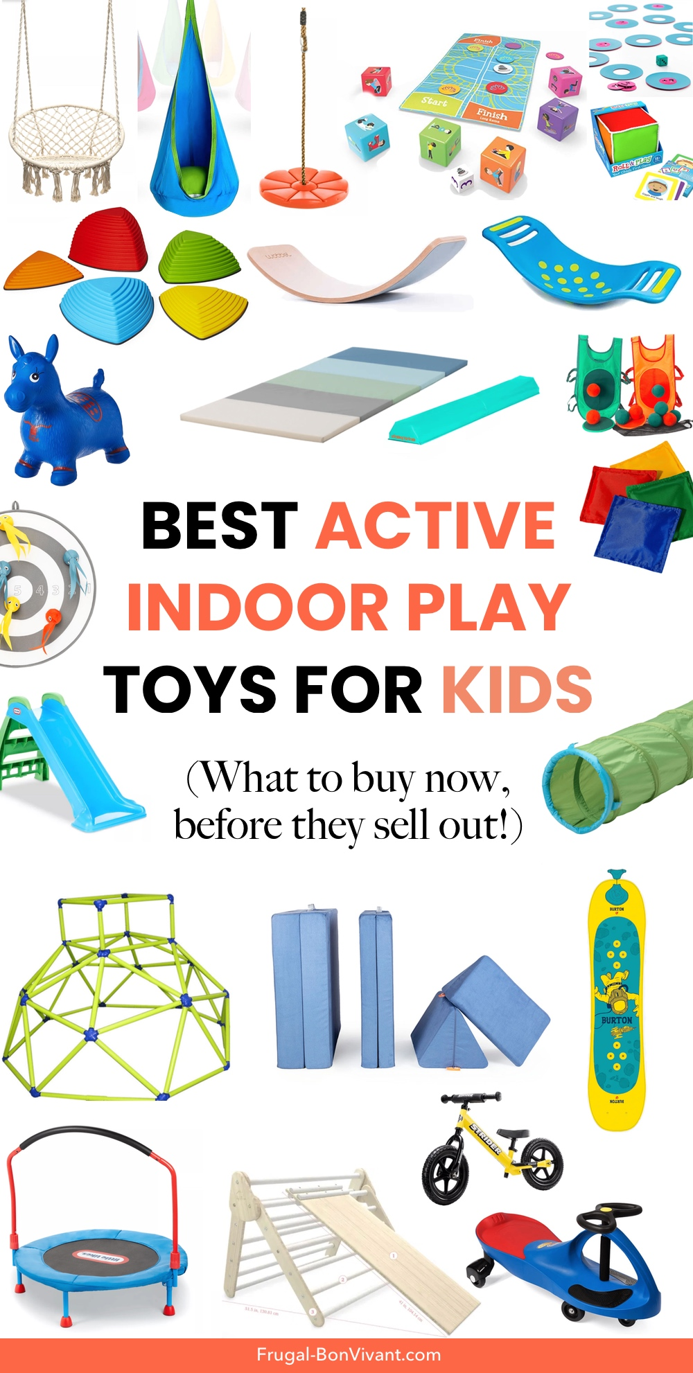 Indoor play toys for kids